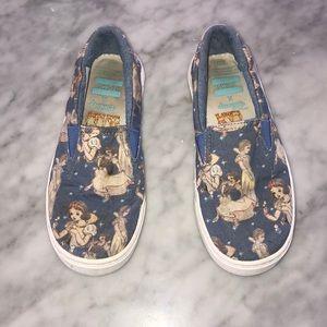 Snow White Disney Toms Size 13.5
